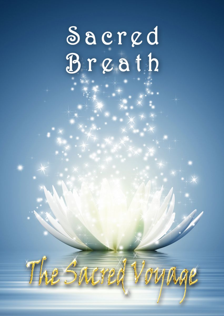 2-5 May, Sacred Breath, Zaandam, Holland aanbetaling